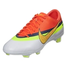 Nike Mercurial Veloce CR FG (White/Volt/Total Crimson)