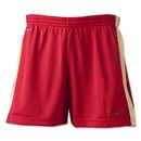Nike Women's E4 Short (Red)