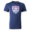 USA Core Basic Crest T-Shirt