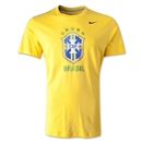 Brazil Core Basic Crest T-Shirt