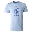 France Core Basic Crest T-Shirt