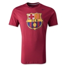 Barcelona Core Basic Crest T-Shirt