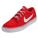 Nike Toki Low Textile Leisure Shoe (Pimento/White)