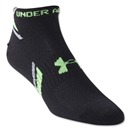 Under Armour Phantom Heatgear Low Cut Sock 3-Pack (Bk/Fg)