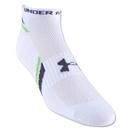 Under Armour Phantom Heatgear Low Cut Sock 3-Pack (Blk/Green)