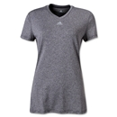 adidas Women's TechFit Training Top (Dk Grey)