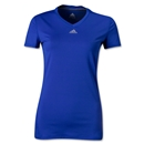 adidas Women's TechFit Training Top (Royal)