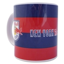 New York Red Bulls Scarf Mug Set of 2