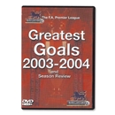 Premiership 2004 Goals of the Year Video