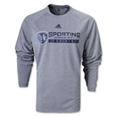 adidas Sporting KC Long Sleeve ClimaLite T-Shirt