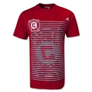Chicago Fire Stripes T-Shirt