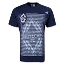 Vancouver Whitecaps Stripes T-Shirt