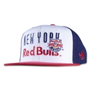 New York Red Bulls Originals Snapback Cap