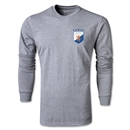 Dayton Dutch Lions Soccer Nike LS All Purpose T-Shirt (Grey)