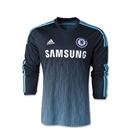 Chelsea 14/15 Youth LS Third Soccer Jersey