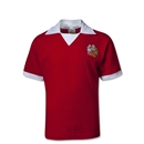 Manchester United Best 70's Youth Home Soccer Jersey