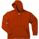 Under Armour Team Fleece Hoody (Dark Orange)