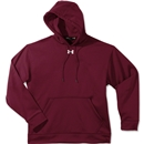 Under Armour Team Fleece Hoody (Maroon)