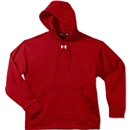 Under Armour Team Fleece Hoody (Red)