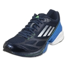 adidas adizero Feather 2 Running Shoe (Collegiate Navy/Running White)