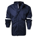 Warrior Barrier Waterproof Jacket (Navy/White)