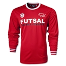 Pele Sports Competitor Gameday LS Jersey (Red)