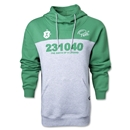 Pele Sports Social Hoody (Gray/Green)
