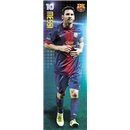 Barcelona 12/13 Messi Door Poster