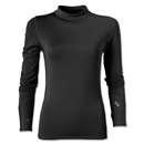 Girls LS T-Shirt Chill Weight (Black)