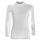 Girls LS T-Shirt Chill Weight (White)