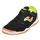 Joma Superflex Indoor Shoe (Black/Flame/Sun Volt)