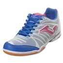 Joma Regate Indoor Shoe (White/Royal/Pink)