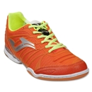 Joma Regate Indoor Shoe (Flame/Sun Volt/White)