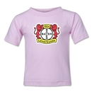 Bayer Leverkusen Kids T-Shirt (Pink)