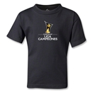 CONCACAF Champions League Kids T-Shirt (Black)