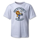 Stamford the Lion Kids T-Shirt (White)