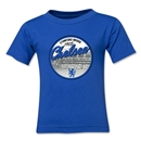 Chelsea Circular Stadium Kids T-Shirt (Royal)
