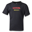 Canada CONCACAF Gold Cup 2013 Kids T-Shirt (Black)