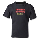 Trinidad and Tobago CONCACAF Gold Cup 2013 Kids T-Shirt (Black)