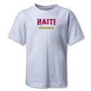 Haiti CONCACAF Gold Cup 2013 Kids T-Shirt (White)