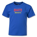 Haiti CONCACAF Gold Cup 2013 Kids T-Shirt (Royal)