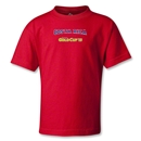 Costa Rica CONCACAF Gold Cup 2013 Kids T-Shirt (Red)
