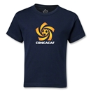 CONCACAF Kids T-Shirt (Navy)