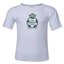 Santos Laguna Distressed Kids T-Shirt (White)
