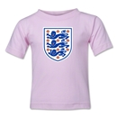 England Core Kids T-Shirt (Pink)
