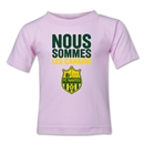 FC Nantes We Are Kids T-Shirt (Pink)