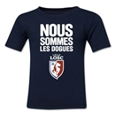 LOSC Lille We Are Kids T-Shirt (Navy)