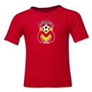 Morelia Monarcas Kids T-Shirt (Red)