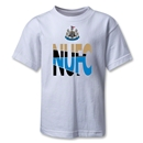 Newcastle United NUFC Kids T-Shirt (White)