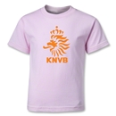 Netherlands Kids T-Shirt (Pink)
